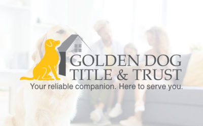 Golden Dog Title & Trust is Barking Up The Right Tree
